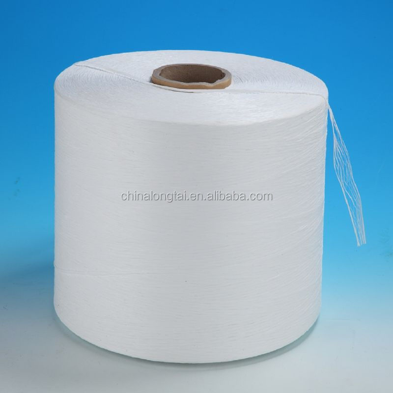 fibrillated pp yarn/polypropylene filler factory