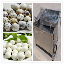 No damage quail eggs peeling machine, hard boiled quail egg peeler
