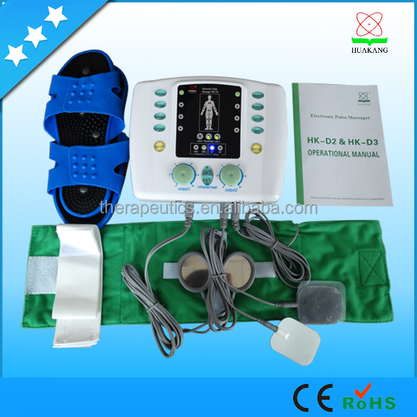 Chinese Massage Therapy infrafred therapeutic apparatus transcutaneous electrical nerve stimulator