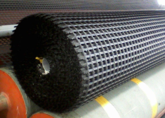 civil engineering project plastic material geogrid