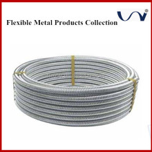 stainless steel wire braided flexible corrugated hose for water pump/gas pipe
