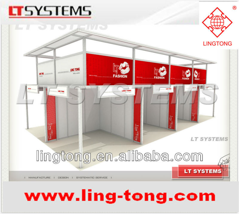Exhibition Stall Design from LING TONG EXHIBITION SYSTEM