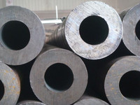 astm a106 thick wall sch40 sch80 4 inch black carbon steel seamless tube pipe price