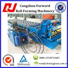 2016 Steel Plate ,Roofing Sheet Type Corrugated Metal Roofing Machine