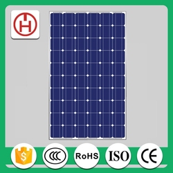 commercial 250w solar panel mono price with CE ROHS