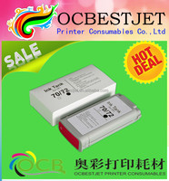 100% new ink cartridges!!130ML for HP 72 compatible ink cartridge use for HP Designjet T610 T620 T770 T790 T1100 T1120 T1200