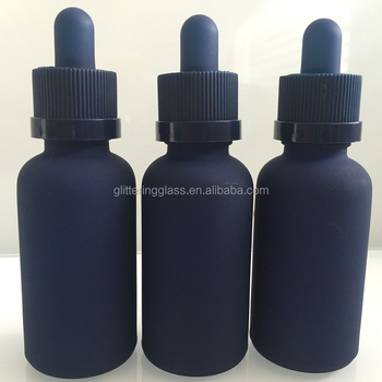 30ml Black Glass Dropper Bottle, 30ml Black Glass Bottle, Black Essetial Oil Bottle