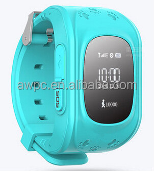 0.96inch android gsm phone smart watch for kids