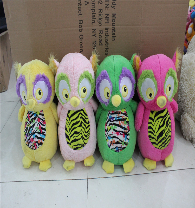 soft plush toys love birds stuffed plush bird toys