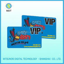 custom design member card PVC Vip card