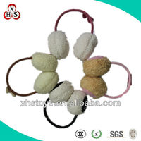 Hot Sell Lovely Soft wholesale customed plush Clip Ear Muff