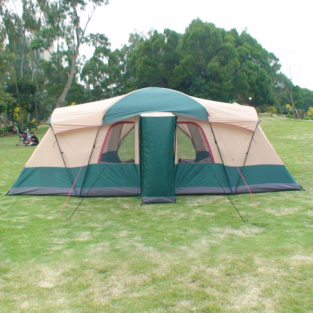 Zelt Groß : Oem familienzelt doppel zimmer groß camping zelte zelt