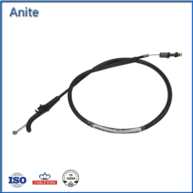 High Quality BAJAJ Discover 135 Throttle Cable Motorcycle Parts Manufacturers