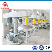 Vacuum Double Shaft Disperser
