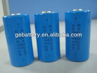 3.6v c size lithium battery 8500mah lithium Thionyl Chloride Battery