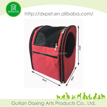 High Quality Soft and Breathable Material Cute Backpacks Dog Carrier