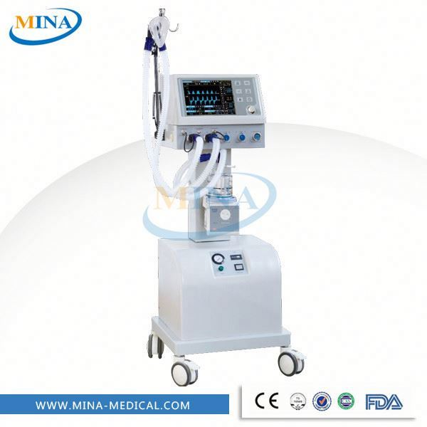 MINA-V002 Hospital ICU /medical Mobile Ambulance Ventilator