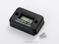 Digital LCD Vibration Activated Counter Meter