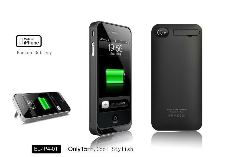 2012 Hot iFans Power pack for iphone4 4s
