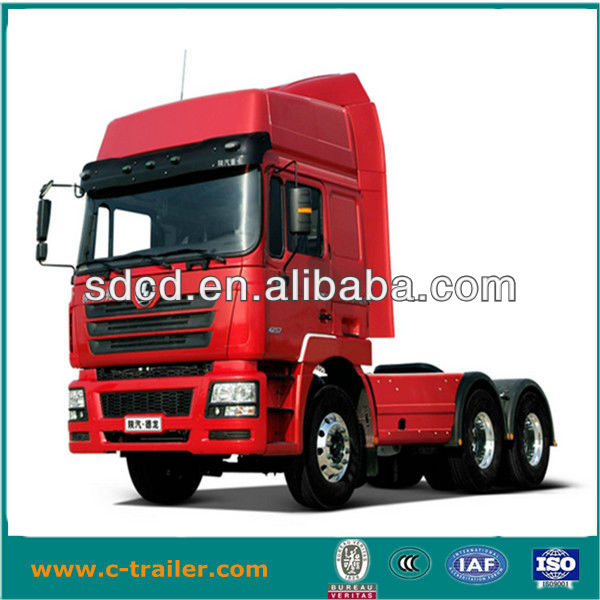 6x4 HOWO tractor truck with lower price