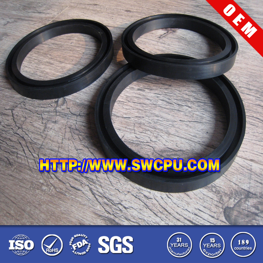 UHS PUR/TPU Piston Rod Hydraulic Cylinder Seal Pneumatic Seal