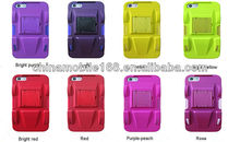 original new mobile phone accessory sport car holster combo case for blackberry 8520 with kickstand and different colors