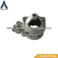 Auto Stater aluminum die casting shell