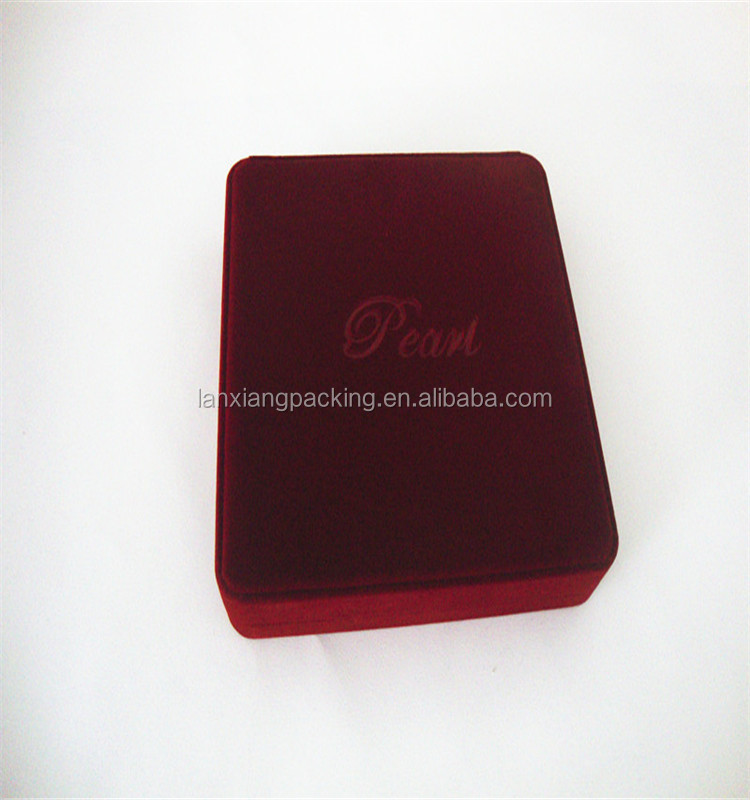 Custom Jewelry Box Velvet Packaging,Jewelry Box Manufacturer