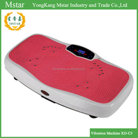 body vibration machine/Super vibration machine foot/crazy fit massager