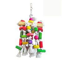 wooden balancing bird toy LB020