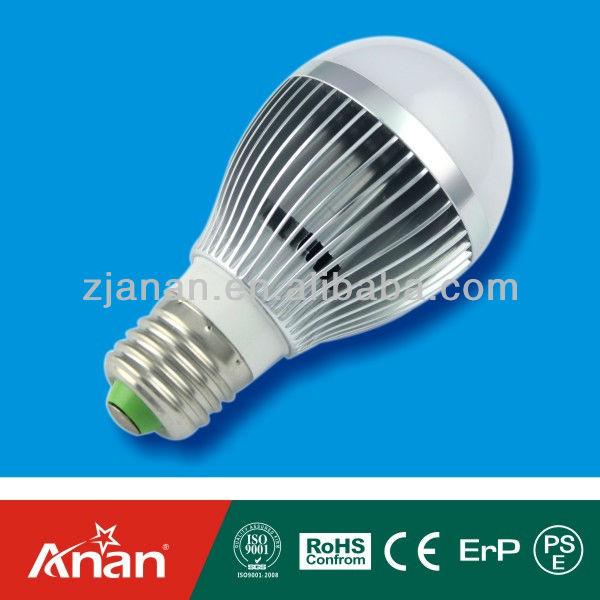 2013 best sale energy saving light 5w high power small bulb led lamps