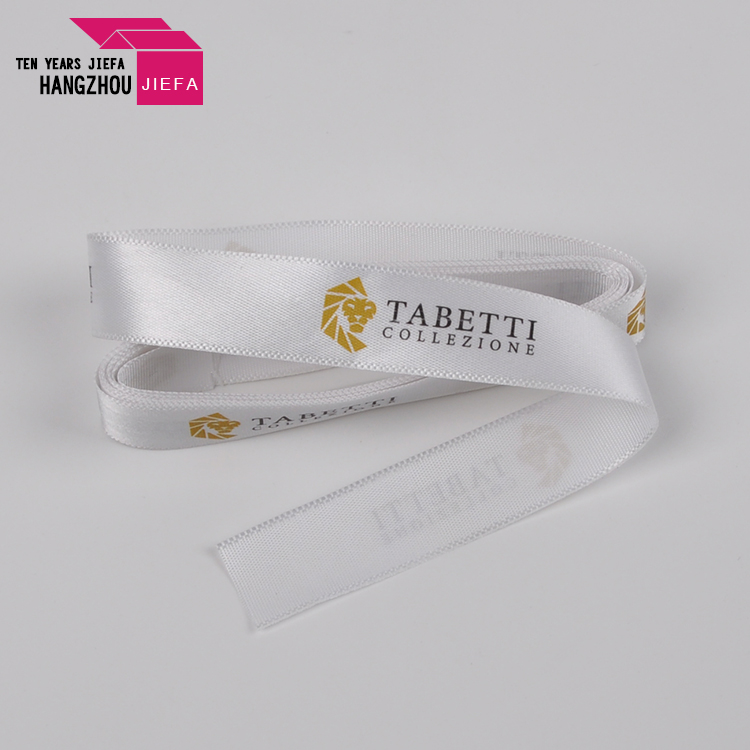 Factory Supply ribbon printing wash care label