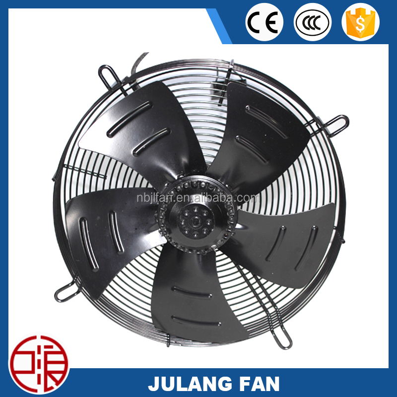 250mm welling evaporator fan motor for refrigeration