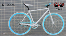 Chinese road bikes/Colorful fixed gear bicycle,Good-looking! 2014