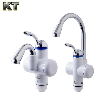 Electric Hot Cold Water Mixer Faucet/instant Electric Water Heater Tap