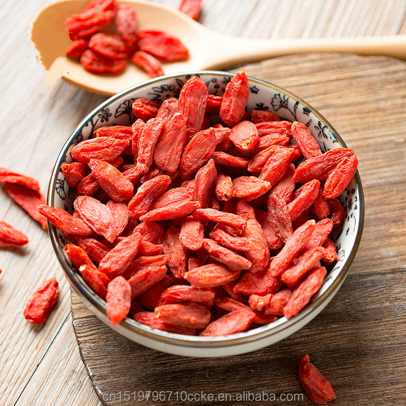 all kinds top grade dried goji berry