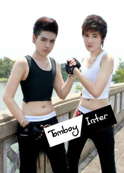 Undershirt Chest Binders Tank Top FTM Tomboy Lesbian Original Half G2