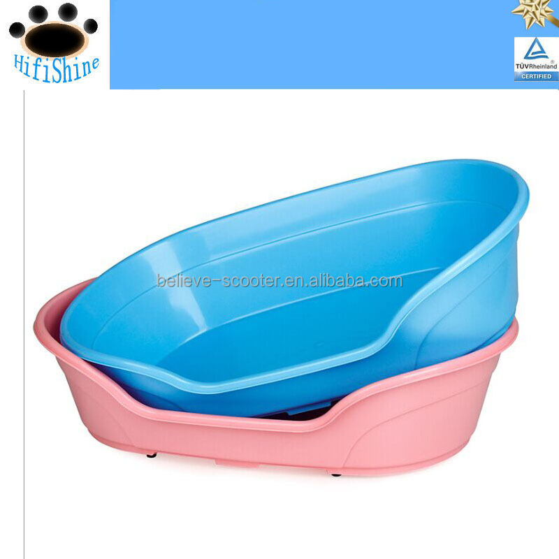 2016 Bew Eco-friendly PLastic PP resin dog beds