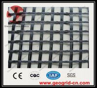 best quality of warp knitted polyester geogrids for steep slope
