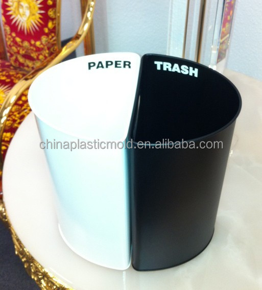 promotional twin dustbin for hotel