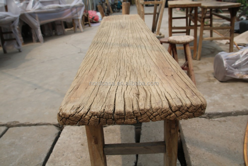 Outdoor wholesale rustic reclaimed wood furniture chinese for Buy reclaimed wood online