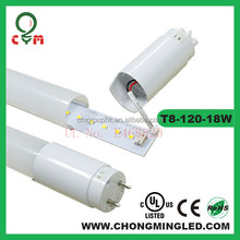 Wholesale High Power Cool White Mcob 1200MM T8 WWW Red Tube Com