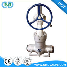 Casting Steel 4Inch 6Inch 8Inch Steam Butt Welding OS&Y Gate Valve with Prices