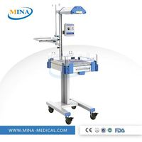 MINA-I003 Chinese hot sell Transport Neonatal Incubator Hospital Isolette Baby Infant Incubator infant warmer system