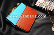 For Apple iPhone 4 4s Luxury Magnetic PU Leather Wallet Card Slots Holder Case