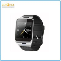 Bluetooth Smart Watch Wrist Wrap Watch Phone for IOS Apple for Iphone 4/4s/5/5c/5s Android for Samsung S2/s3/s4/note 2/note 3