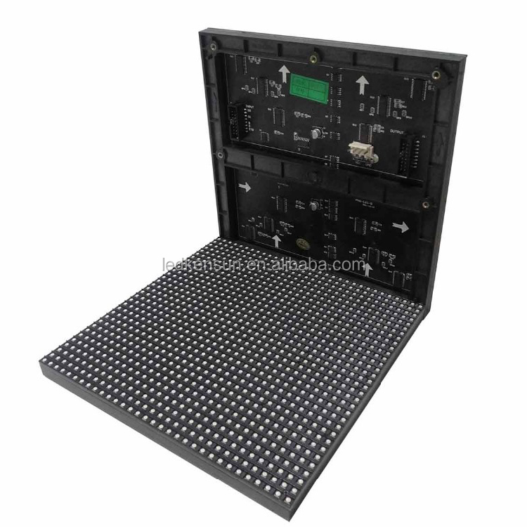 indoor full color for rental stage led display screen 64x64 dot matrix p3.91