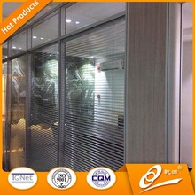 living room glass partition , office partition glass wall , laminated safety glass wholesale