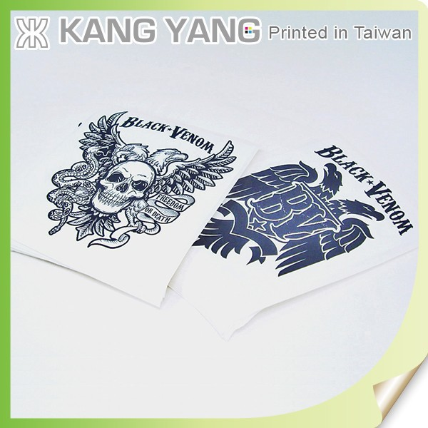 OEM Self Adhesive Gloss Paper Clothing Label