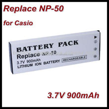For Casio NP-50 Battery for EXILIM Cameras